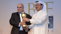 "DOHA BANK CEO HONOURED WITH ""ABLF BUSINESS ECONOMIST AWARD"""